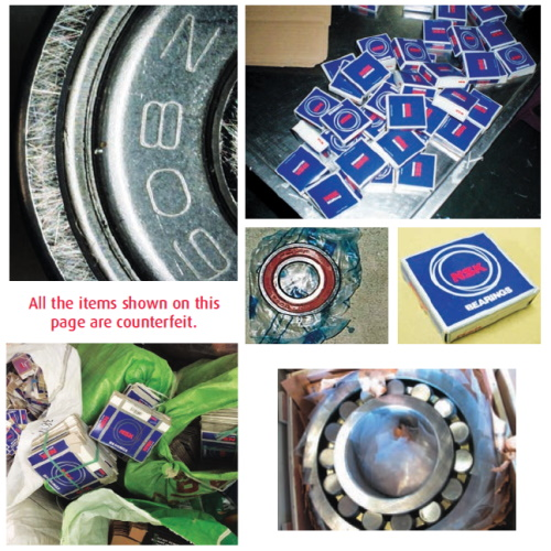 Counterfeit Bearings