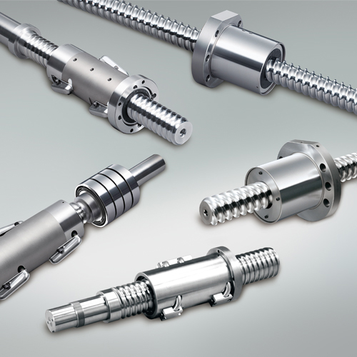Ball Screws - S-HTF Series