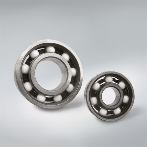 Rodamiento de Bolas Cerámicas para Motores de Ventiladores